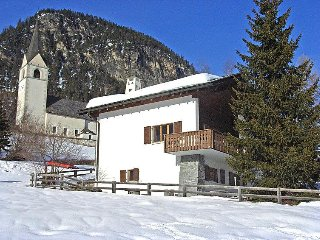3 bedroom Villa in Davos   Schmitten, Praettigau Landwassertal, Switzerland