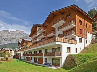 2 bedroom Apartment in Leukerbad, Valais, Switzerland : ref 2297515