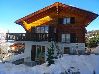 4 bedroom Villa in Grachen, Valais, Switzerland : ref 2297474
