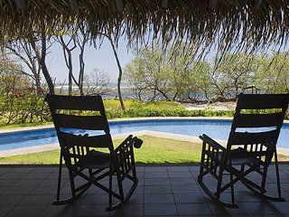 Incredible Beachfront Home in Gated Community