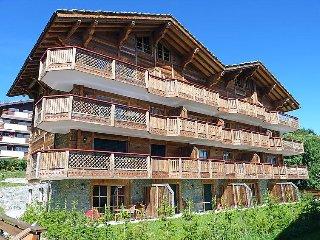2 bedroom Apartment in Ovronnaz, Valais, Switzerland : ref 2296555