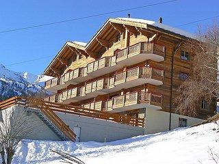 2 bedroom Apartment in Ovronnaz, Valais, Switzerland : ref 2252797