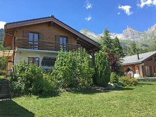 3 bedroom Villa in Ovronnaz, Valais, Switzerland : ref 2296550