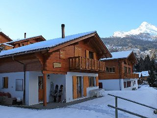 3 bedroom Villa in Ovronnaz, Valais, Switzerland : ref 2296542