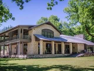Clear Creek Ranch with Private Lake