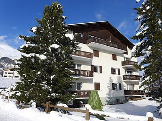 2 bedroom Apartment in Zuoz, Engadine, Switzerland : ref 2286799