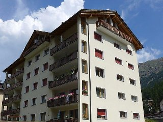 2 bedroom Apartment in Pontresina, Engadine, Switzerland : ref 2283761