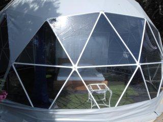 Eremo di Montevergine: Seaview Dome