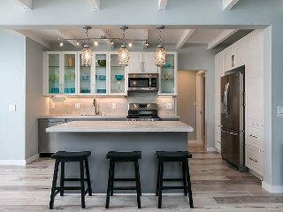 Newly Listed Stunning Remodel Beach Home - Steps to the Beach!