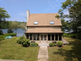94 Nathan Walker Road Harwich Waterfront Vacation Rental (11816)