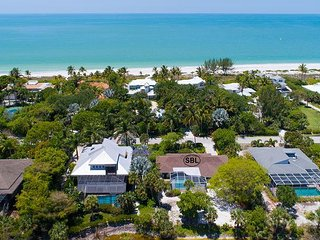 Island Paradise: Gorgeous Home w/ Pool in Quiet Neighborhood Steps to Beach!
