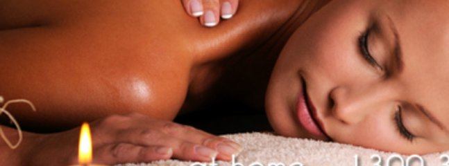In house therapeutic massage