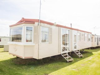50054 Eagle area, 3 Bed, 8 Berth. D/G, on a quiet area of the park. Ruby rated