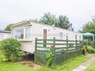 20349 Broadlands, 3 Bed, 6 Berth, D/G. Quiet area of the park, cul-de-sac locati
