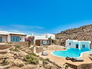 Dolce Vita Mykonos Estate - Owner's Listing - 6 Bedroom Villa
