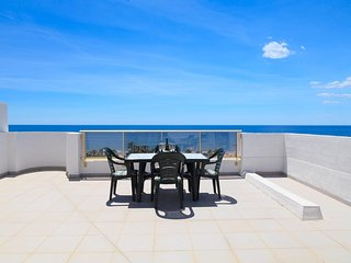 ACACIAS FAMILY COMPLEX:Spectacular penthouse with sea view in the heart of Salou