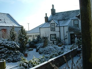 Templand  Cottages,   Jane Welsh cottage is 1 of 6 cottages with heated pool