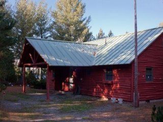 #130 Property with protected dock & cove on Moosehead Lake