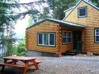 #126 Cabin overlooking beautiful Moosehead Lake