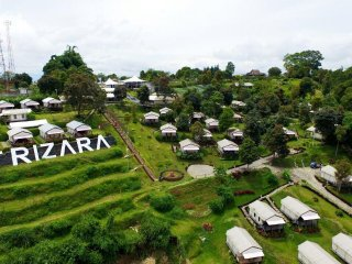 Trizara Resorts (Luxury Glamping)