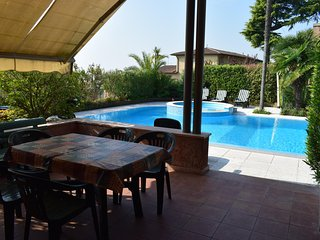 an exclusive studio close to the pool on Garda Lake