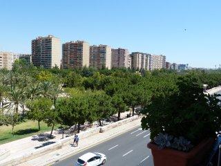 Acogedor Apartamento en el parque del Turia