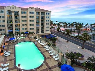 WYNDHAM OCEANSIDE PIER-DELUXE OCEAN VIEW-STEP ACROOS THE STREET TO THE BEACH