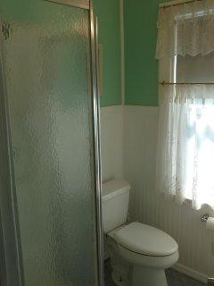 Rear Shower