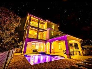 Frangista Villa, luxury 7 bedroom, Private Pool, outdoor kitchen