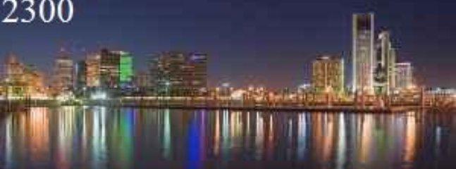 Corpus Christi at night