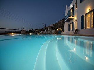 """""""Villa V"""" in Mykonos"""