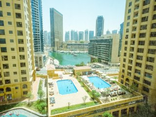 Fantastic 1BR in JBR Next to the Beach
