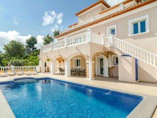 Villa Benimuslem - Moraira-Benimeit