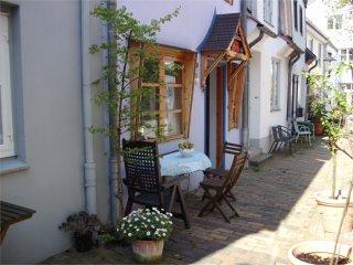 Ganghausresidenz Lübeck, historische Altstadt