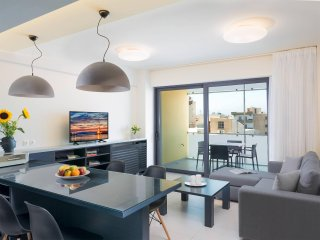 2 Bedroom Apartment - 64sqrm - in Chania City Center | Spring Apartments