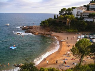 TRIPLEX HOUSE BEACH in CALA SALIONS