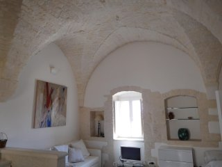 Sotto Le Stelle: luxurious star-valuted studio apartment in historic centre
