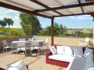 Casa Montale ,rest. Bauernhaus Panoramalage Whg.'Terrazza'