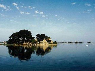 Coz Castel - louez une île privée en Bretagne