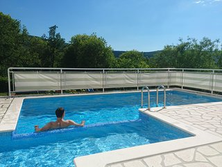 Luxury Holiday House in Dalmatian Hinterland