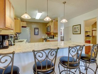 Spacious, family-friendly home w/ enclosed yard and fun-filled game rooms