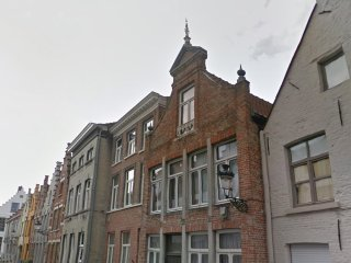 Big historical house full of charm in the hart of Bruges