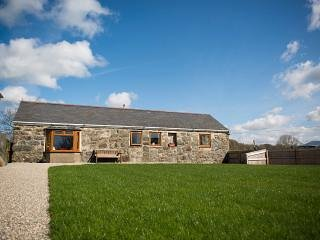 Beudy, Cefn Coed Cottages, holiday rental in Dolbenmaen