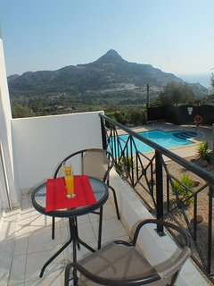 Villa Odysseus Balcony 2