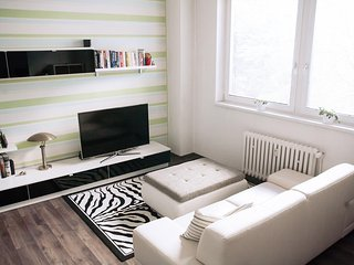 Cosy design apartment 5 min from the city centre