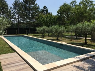 Beautifully renovated farmhouse, with heated 15x4 pool and large garden