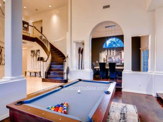 Luxury 7 Bedroom Home with Gorgeous Backyard in Most Desired Part of Scottsdale