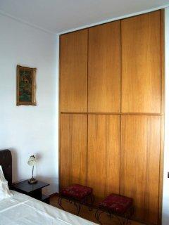 Main bedroom wardrobes