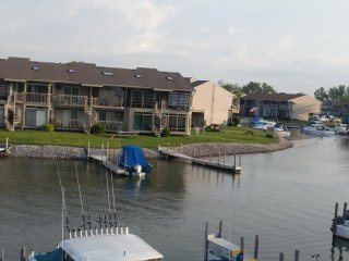 Lake Erie Condo on the Water