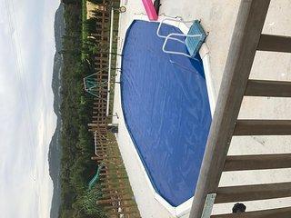 Maison des corbieres avec piscine